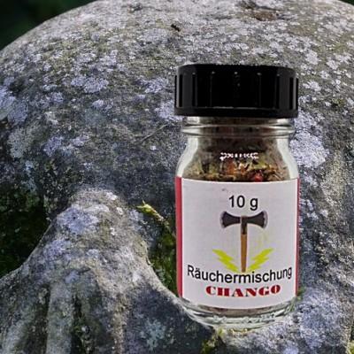Voodoo Orisha Incenso Chango 10 g