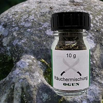 Voodoo Orisha Räucherung Ogun 10 g