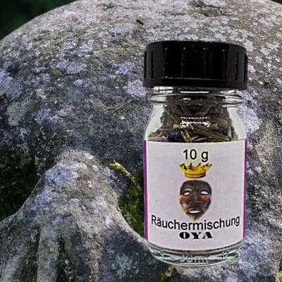 Voodoo Orisha Incenso Oya 10 g