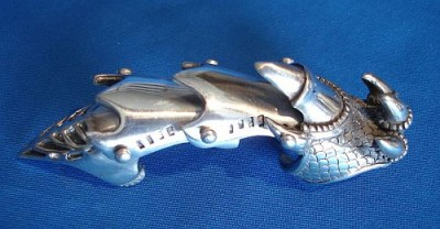 Armour Ring Eagle claw
