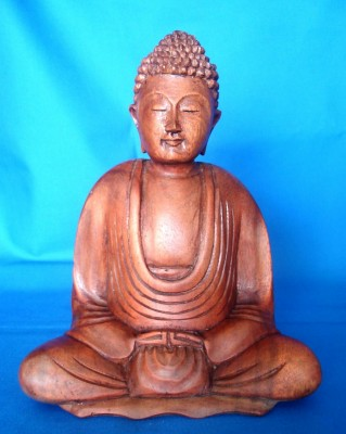 Buddha of wood