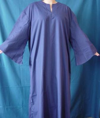 Robe de Rite bleu