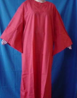 Robe de Rite rouge XL