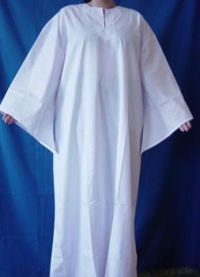 Robe de Rite blanc