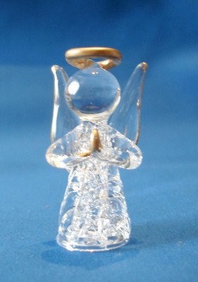 Guardian Angel from glass
