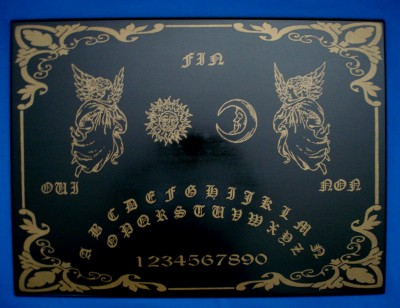 Witchboard Angel (Ouija Board) french, Second Quality