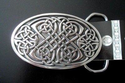 Belt Buckle Celtic