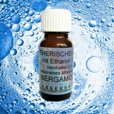 Fragranza etereo (Ätherischer Duft) etanolo con bergamotto