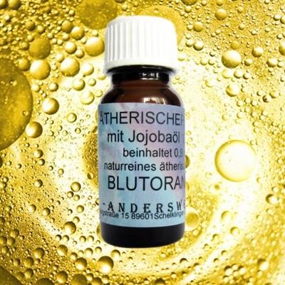 Parfum éthéré (Ätherischer Duft) huile de jojoba avec orange sanguine