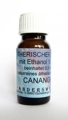 Fragranza etereo (Ätherischer Duft) etanolo con cananga