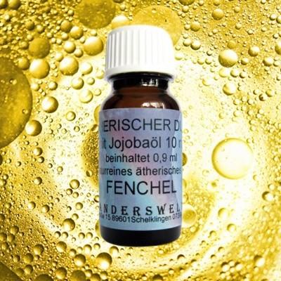 Parfum éthéré (Ätherischer Duft) huile de jojoba avec fenouil