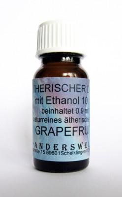 Ätherischer Duft Ethanol mit Grapefruit