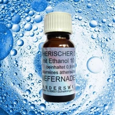 Ätherischer Duft Ethanol mit Kiefernadeln
