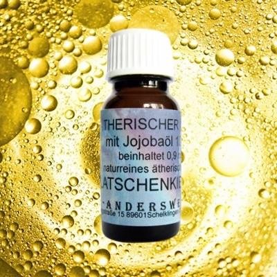 Parfum éthéré (Ätherischer Duft) huile de jojoba avec pin des montagnes