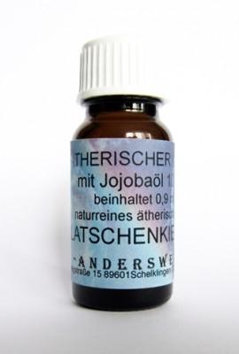 Fragranza etereo (Ätherischer Duft) olio di jojoba con pinus montana