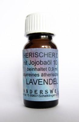 Ätherischer Duft Jojobaöl mit Lavendel