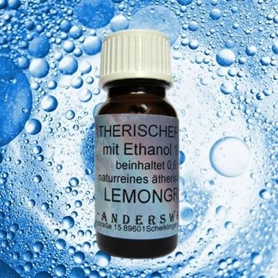 Ätherischer Duft Ethanol mit Lemongras