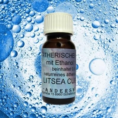 Ätherischer Duft Ethanol mit Litsea Cubeba