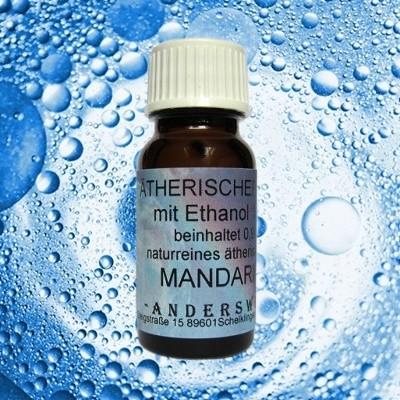 Ätherischer Duft Ethanol mit Mandarine