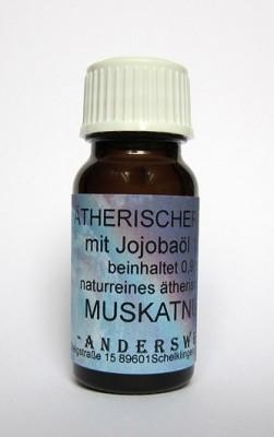 Ätherischer Duft Jojobaöl mit Muskatnuß