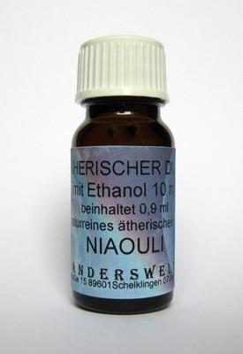 Ätherischer Duft Ethanol mit Niaouli