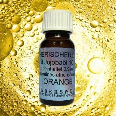 Fragranza etereo (Ätherischer Duft) olio di jojoba con arancio