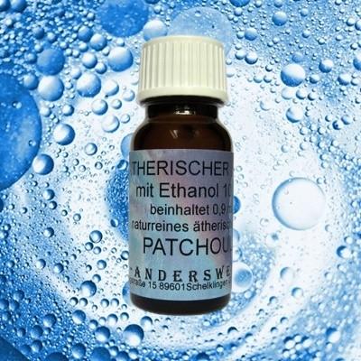 Parfum éthéré (Ätherischer Duft) éthanol avec patchouli