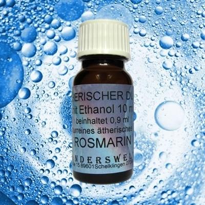 Ätherischer Duft Ethanol mit Rosmarin