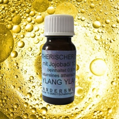 Ätherischer Duft Jojobaöl mit Ylang-Ylang