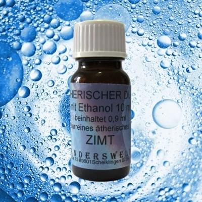 Ethereal fragrance (Ätherischer Duft) ethanol with cinnamon