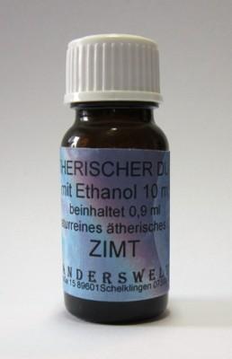 Parfum éthéré (Ätherischer Duft) éthanol avec cannelle
