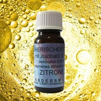 Parfum éthéré (Ätherischer Duft) huile de jojoba avec citron