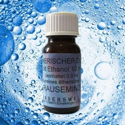 Ätherischer Duft Ethanol mit Krauseminze