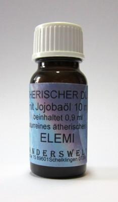 Ethereal fragrance (Ätherischer Duft) jojoba oil with elemi