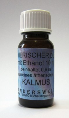 Ethereal fragrance (Ätherischer Duft) ethanol with calamus