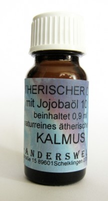 Ethereal fragrance (Ätherischer Duft) jojoba oil with calamus