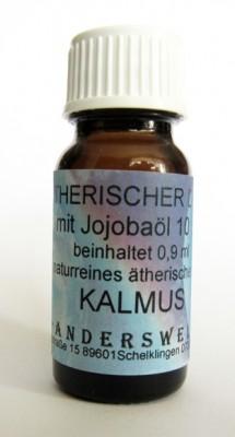 Ethereal fragrance (Ätherischer Duft) jojoba oil with calamus