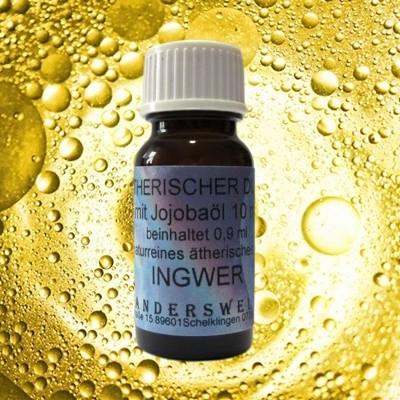 Ätherischer Duft Jojobaöl mit Ingwer