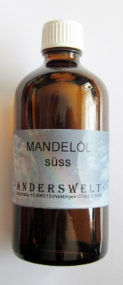Mandelöl (Prunus dulcis)