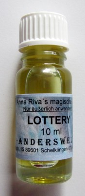 Anna Riva`s Oil Lottery Bottle of 472 ml