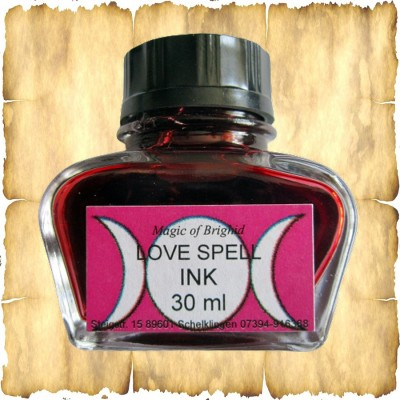 Magic of Brighid Encre sorts d'amour