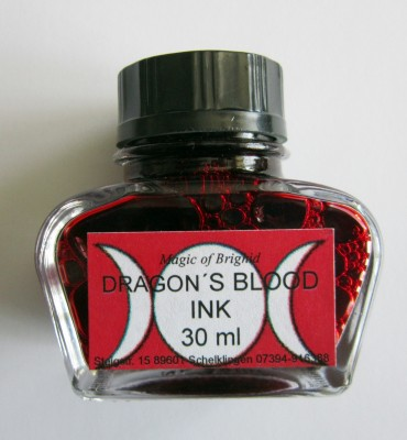 Magic of Brighid Dragons Blood Ink