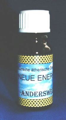 Essential oils blend New Energy