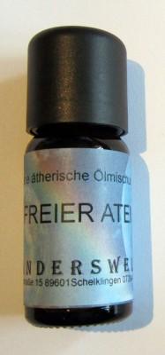 Mélange d'huiles essentielles Souffle libre Fiole de 10 ml