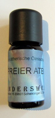 Essential oils blend Free Breath PU = 5 x 10 ml