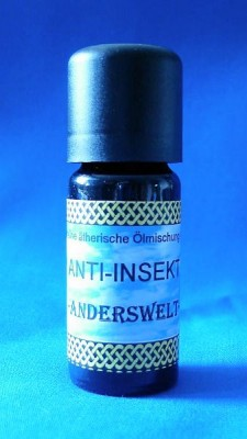 Essential oils blend anti insect