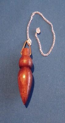 Pendolo di legno modello D