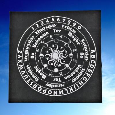 Pendulum cloth sun moon