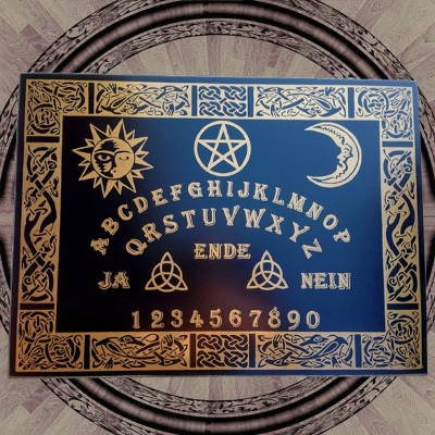 Witchboard Celtic (Ouija Board) german