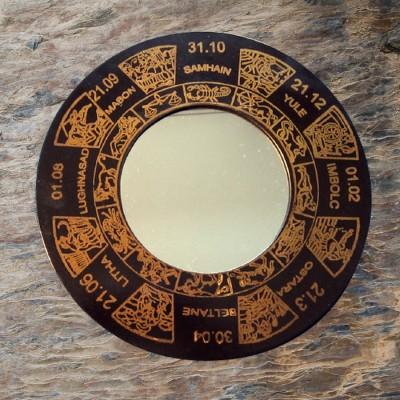 Jahreskreis Spiegel